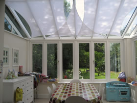 Conservatory Shading 7046-Adcock